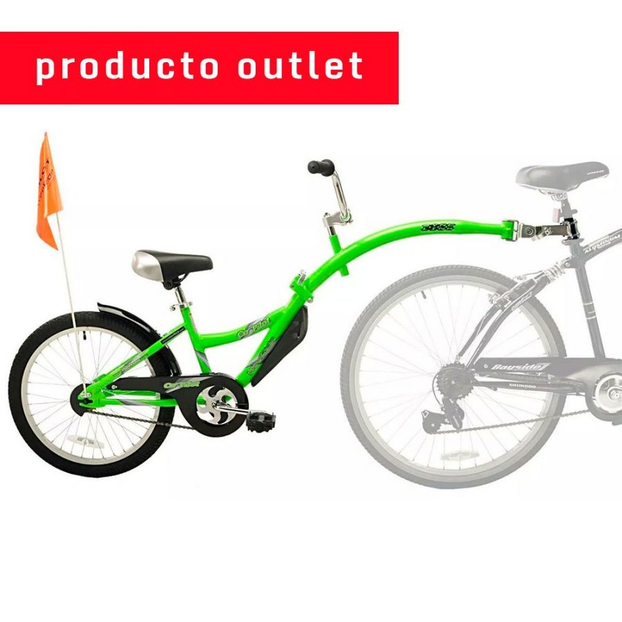 Co-Pilot WeeRide Verde Outlet
